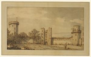 Canaletto, Warwick Castle